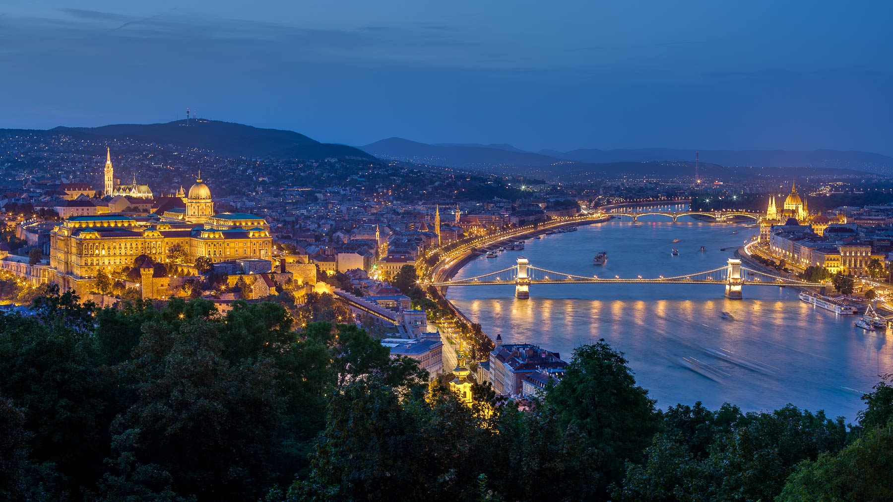 Personal photography tours in Budapest