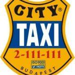 City Taxi logo Budapest