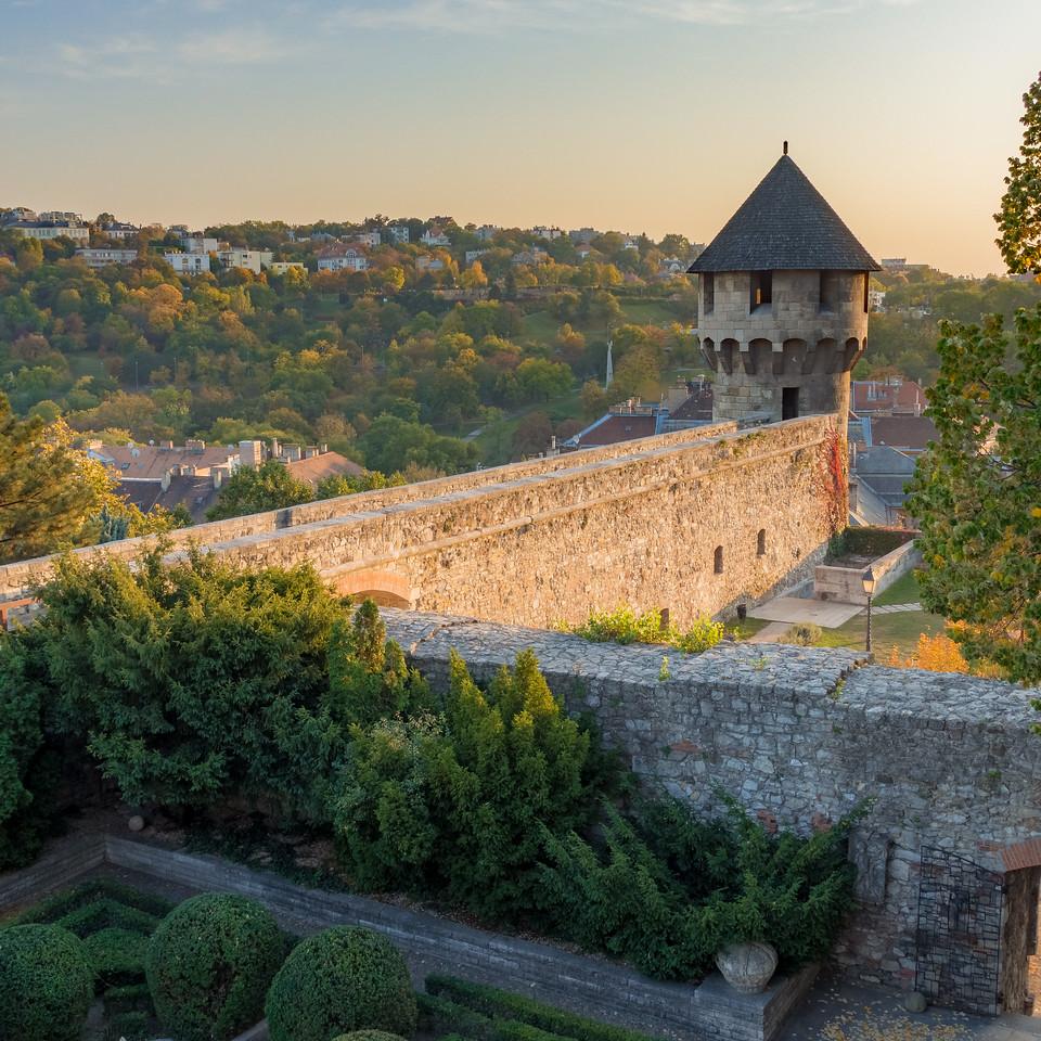 Buzoganytorony Buda Castle