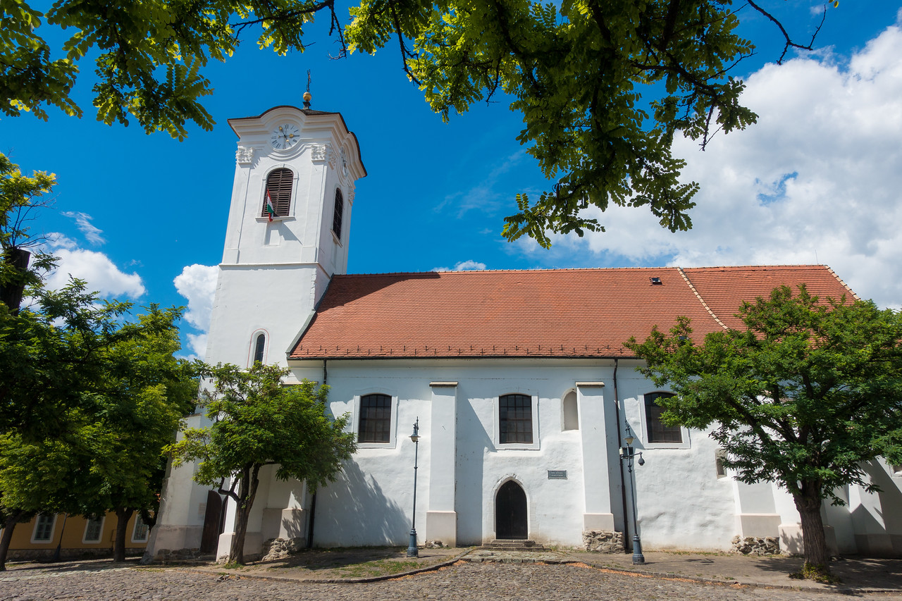 church of Szentendre