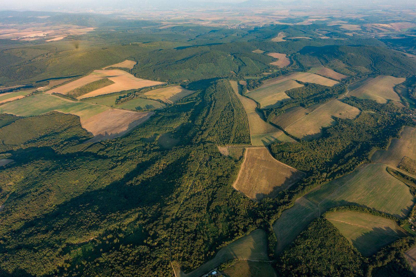 hills of Cserhat
