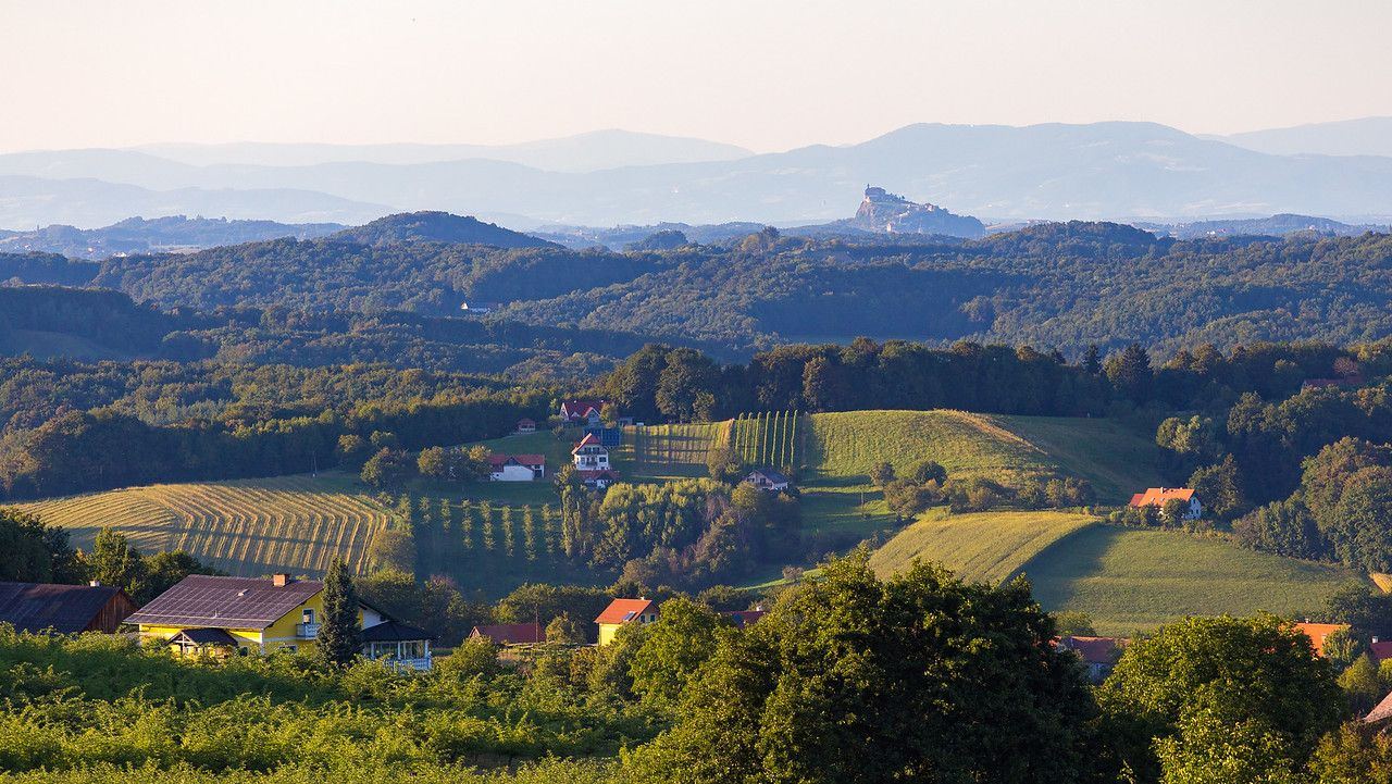 South Styria landscape