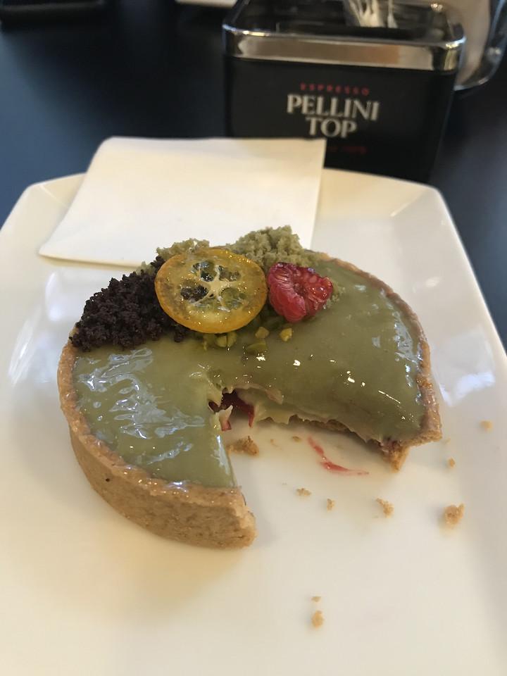 pistachio tart in Desszert Neked